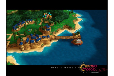 Chrono Trigger: Resurrection - Official Web site