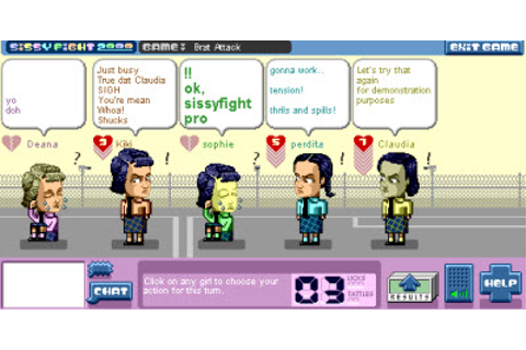 Game developers revive Sissyfight as an open-source online ...