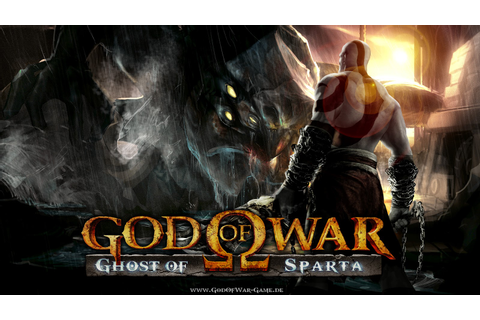 God Of War: Ghost of Sparta [PPSSPP+PSP] Game (.iso) Free Download ...