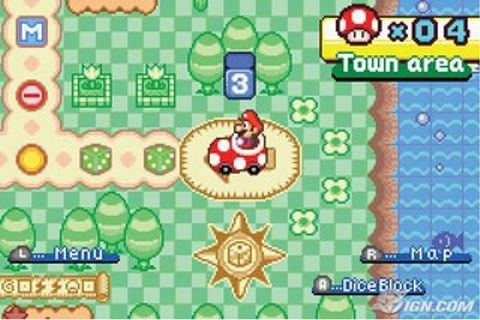 Mario Party Advance - Game Boy Advance - IGN