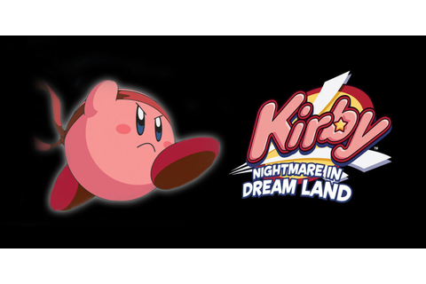 Kirby: Nightmare in Dream Land | Game Boy Advance | Games ...