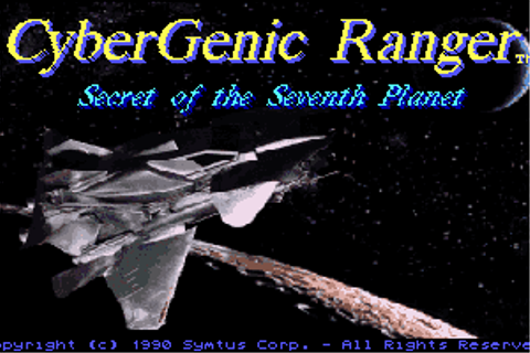 Download CyberGenic Ranger: Secret of the Seventh Planet ...