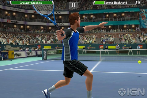 Virtua Tennis Challenge Screenshots, Pictures, Wallpapers ...