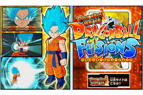 Dragon Ball Fusions 3DS – Two New Short Rap Trailers [17 ...