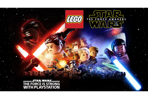 LEGO® Star Wars™: The Force Awakens™ Game | PS4 - PlayStation