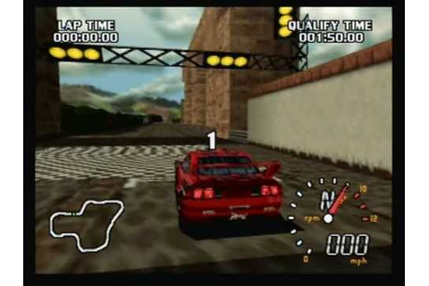 Let's Race - World Driver Championship(N64) - Novice Cup ...