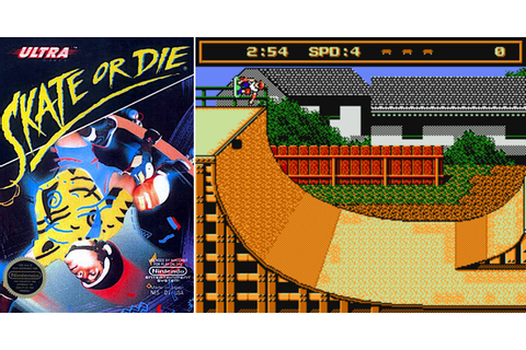 Play Skate or Die! on NES
