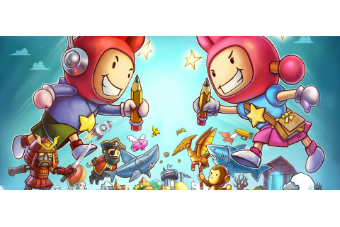 Scribblenauts Showdown Announced for PlayStation 4, Xbox ...