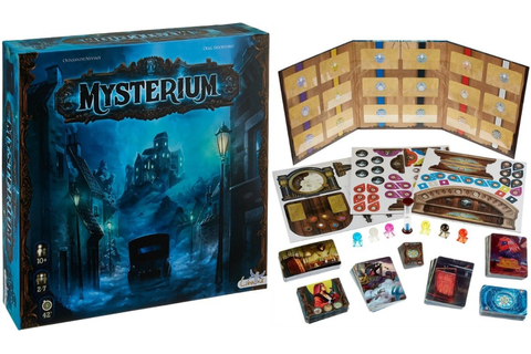 Amazon: Mysterium Board Game Only $28.99 Shipped ...