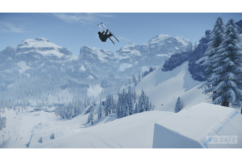 Snow: CryEngine 3 open-world sports game due this year - VG247