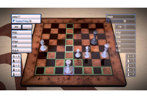 Pure Chess® Game Play - YouTube