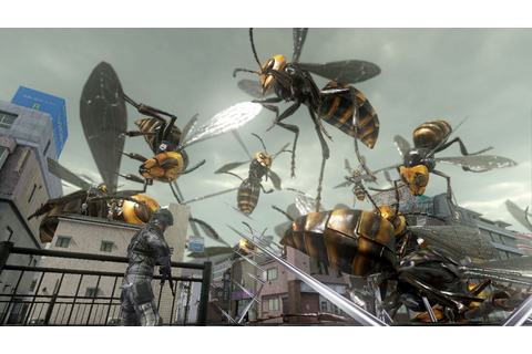 Earth Defense Force 2025 Review | Middle Of Nowhere Gaming