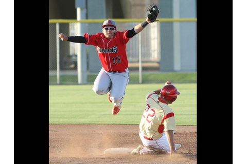 Palm Springs vs Palm Desert Baseball