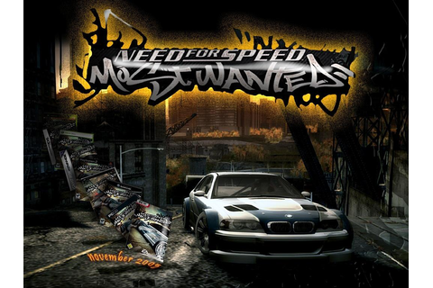 Video Games: Need For Speed Most Wanted
