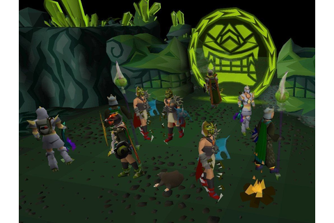 How Runescape got its surprisingly epic first raid | PC Gamer