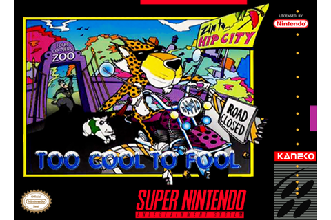 Chester Cheetah: Too Cool to Fool Archives - SNES A Day