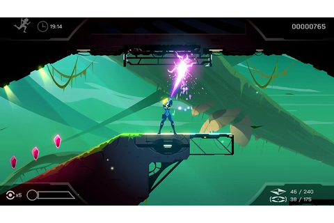 Velocity 2X Out Today on PS4, PS Vita – PlayStation.Blog