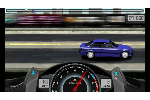Drag Racing Gameplay - Android Mobile Game - YouTube