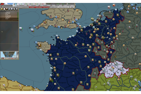Hearts of Iron II Windows game - Mod DB