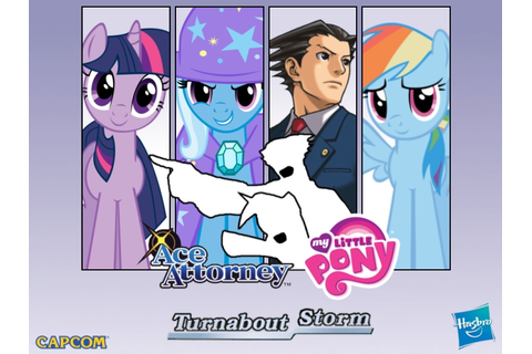 Turnabout Storm | My Little Pony Fan Labor Wiki | FANDOM ...
