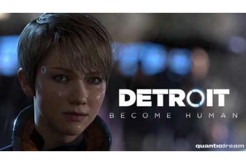 Detroit become human 2017 pc game system requirement ~ pc game
