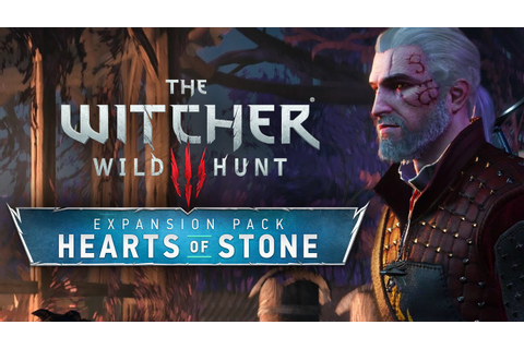 The Witcher 3: Wild Hunt - Hearts of Stone Announcement ...