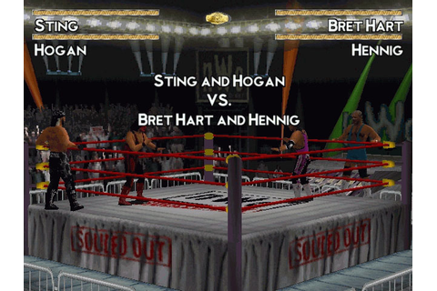 Download WCW Nitro | Abandonia