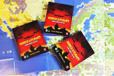 World in Flames: the computer game (available from Matrix ...