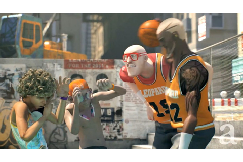 Dont miss Freestyle 2 an impressive and visually rich game cinematic ...