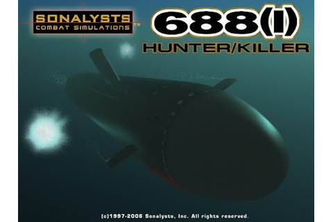 688(i) Hunter/Killer Tutorial Training Mission 1/7 - YouTube