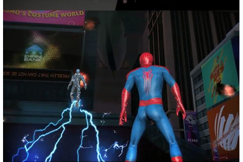 The Amazing Spider-Man 2 Mobile Game Is Good Stuff