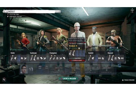 Phantom Doctrine - PS4 Review - PlayStation Country