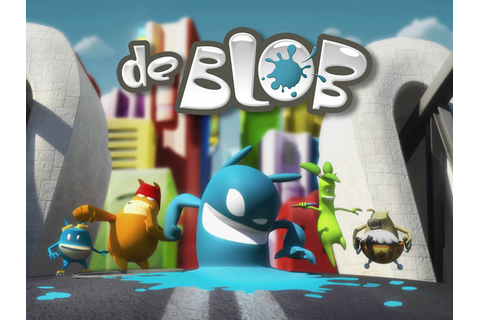 Indie gaming: -The blob 1 and 2-