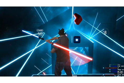 This Guy Modded Oculus Touch to Play 'Beat Saber' Darth ...