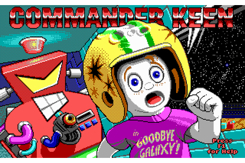 Commander Keen: Goodbye Galaxy - 3D Realms - Firepower Matters