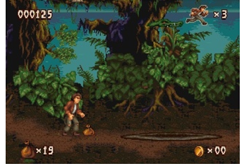 Pitfall: The Mayan Adventure (Windows) Game Download