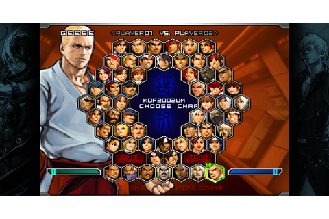 Download THE KING OF FIGHTERS 2002 UNLIMITED MATCH Full PC ...