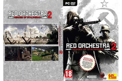 Avarice Game Review: Red Orchestra 2: Heroes of Stalingrad