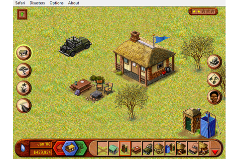 SimSafari Download - Old Games Download