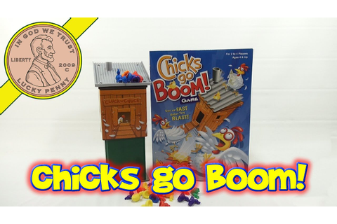 Chicks Go Boom Game, Toss'em Fast Before They Blast! Patch ...