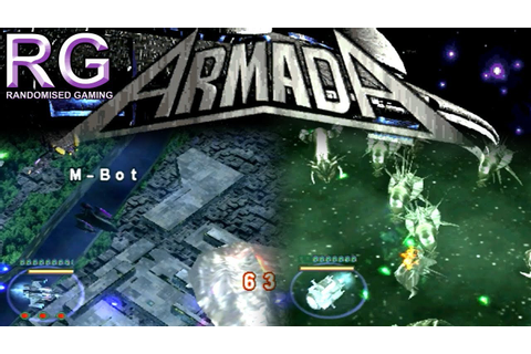 Armada - Sega Dreamcast - Extensive Gameplay [1080p] - YouTube