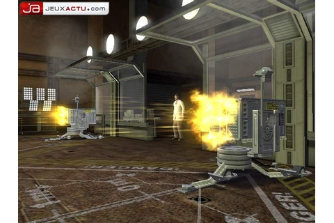 Mission : Impossible : Operation Surma (Jeu Xbox) - Images ...