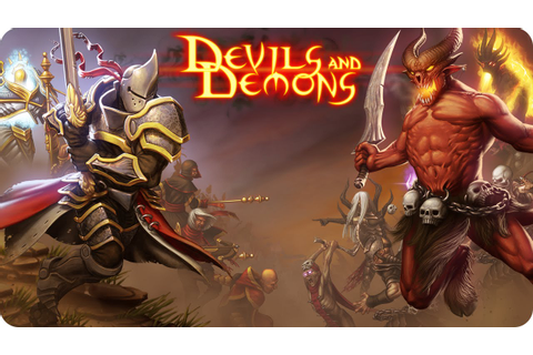 Devils And Demons - iOS & Android Gameplay - YouTube