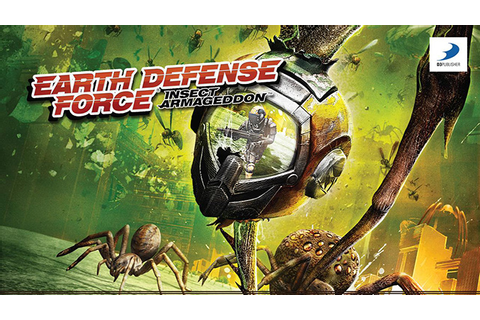 Earth Defense Force: Insect Armageddon Free Game Download ...