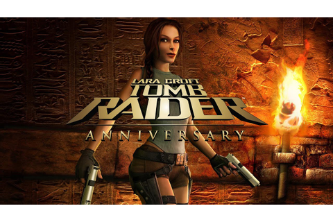 Tomb Raider Anniversary - Game Movie - YouTube