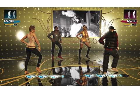 The Hip Hop Dance Experience (Wii) Screenshots