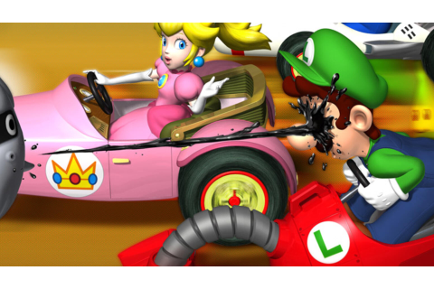 Virtual Spotlight: In Mario Kart DS, a Diminished Classic ...