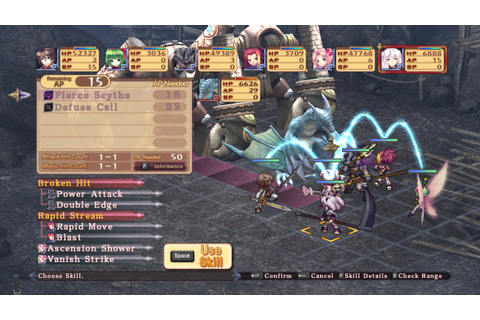 Download Game Agarest Generations of War Zero PC - Game Tegal
