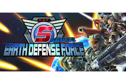 Earth Defense Force 5 for Windows (2019) - MobyGames