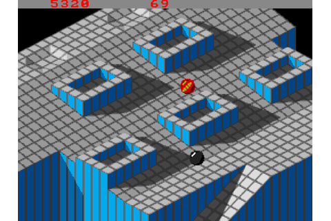 Marble Madness : The Company - Classic Amiga Games